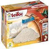 Faujas SAS - TEI902 - Jeu de construction - Boite Ciment Teifoc - 1 Kg