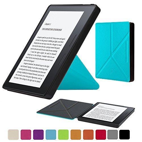 396 opinioni per Forefront Cases® Kindle Oasis Smart Case Cover Custodia Caso Origami- Protezione