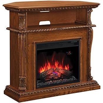 Amazoncom Real Flame 3750E O Churchill Electric Fireplace