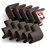 Eoney Corner Guards   Corner Protectors for Baby Safety   Furniture Table Safety Bumper   with 3M Tape(10 Pack)