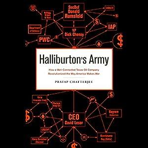 Halliburton's Army Audiobook
