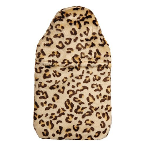 Coronation Cover (Animal Print Hot Water Bottle Cover with Coronation Bottle (Snow Leopard) by Coronation)