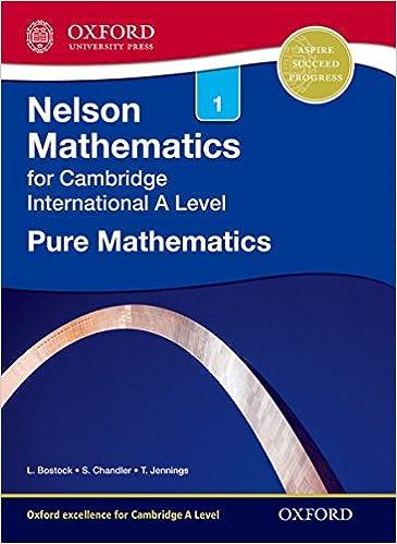 Amazon nelson pure mathematics 1 for cambridge international a nelson pure mathematics 1 for cambridge international a level cie a level revised ed edition fandeluxe Choice Image