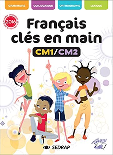 Amazon Fr Francais Cles En Main Cm1 Cm2 Sedrap Livres