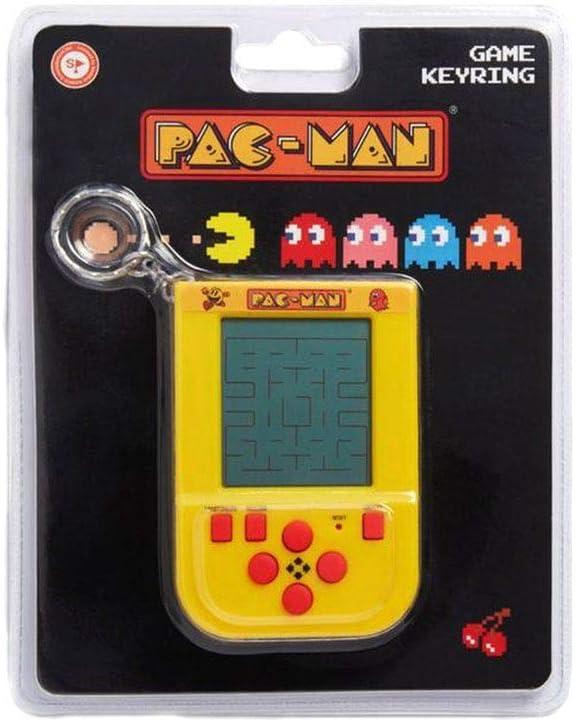 Pac Man 1565 Pacman - Llavero, color amarillo: Amazon.es: Juguetes ...