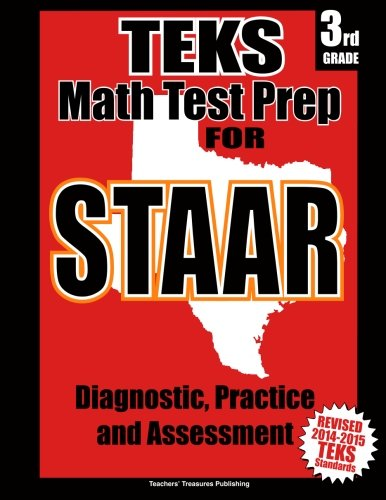 TEKS 3rd Grade Math Test Prep for STAAR PDF