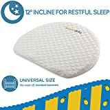 Bassinet Wedge, Baby Pillow for Reflux and