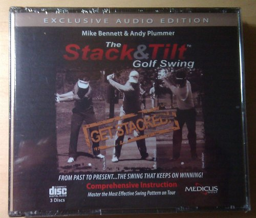 The Stack & Tilt Golf Swing Exclusive Audio Edition (Comprehensive Instruction)