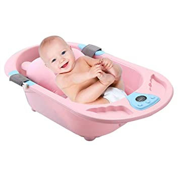 LELUN Baby Bather Infant Bath Pad,Bebé Infantil Cojín De ...