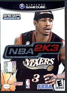 Amazon.com: Sega Sports NBA 2K3: Video Games
