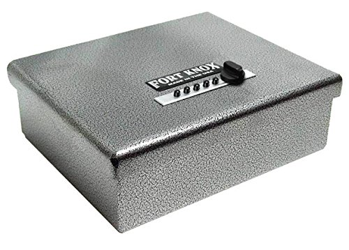 Fort Knox PB1 Handgun Safe with 13.5 Inch Dean Safe Pistol Sock