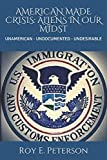 img - for AMERICAN MADE CRISIS: ALIENS IN OUR MIDST: UNAMERICAN - UNDOCUMENTED - UNDESIRABLE book / textbook / text book