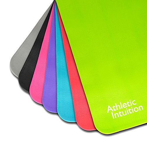 Athletic-Intuition-Premium-13-Inch-Extra-Thick-72-x-24-High-Density-Durable-Memory-Foam-Tech-Exercise-Yoga-Mat-w-Carry-Strap
