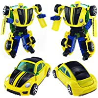 FANEO Kids Mini Pocket Transformers Robot and Car Toy (906)