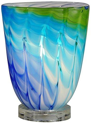 Dale Tiffany Summerland Favrile 1 Light Table Lamp