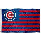 MLB Chicago Cubs Nation Flag 3x5 Banner