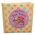 My First Five Year Diary - A Baby Rec...