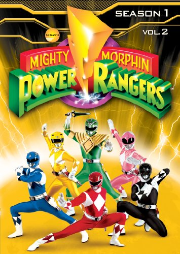 Mighty Morphin Power Rangers: Season 1, Vol. 2 (Mighty Morphin Power Ranger Movie)