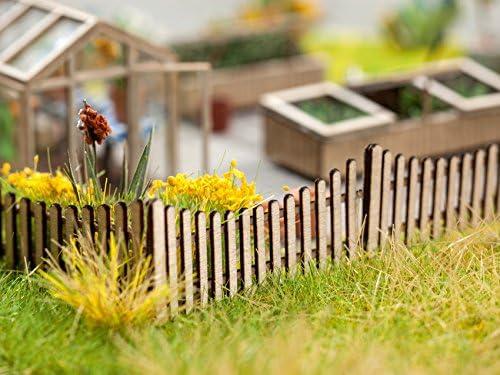 Noch 14230 Timber Fence Landscape Modelling