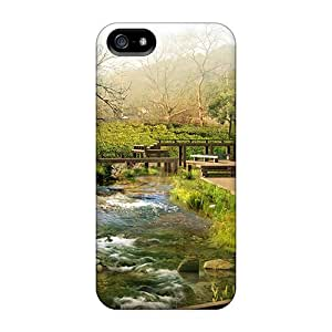Back Cases Covers For Iphone 5/5s - Chinese Landscape