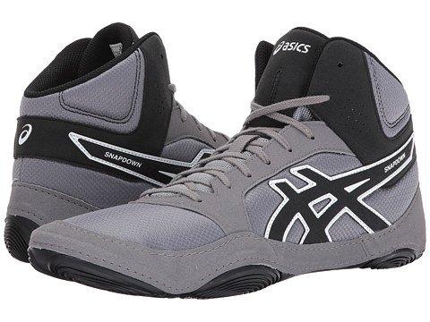 (アシックス) Asics メンズレスリングシューズスニーカー靴 Snapdown 2 [並行輸入品] B07467SXGC 11 (28cm) D - M|Black/Aluminum/White Black/Aluminum/White 11 (28cm) D - M