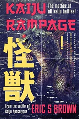 book cover of Kaiju Rampage