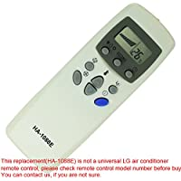 Replacement LG Air Conditioner Remote Control 6711A20111k 6711A90031L 6711A90023C 6711A90023B 6711A90032T