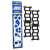 BBK 15492 EFI Intake Manifold Gasket Set - Upper - Lower Kit for Ford 302, 351 TFS Intake Manifold (Pack of 2)