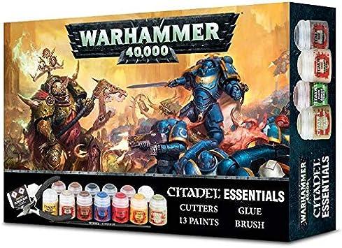 Citadel Warhammer 40,000 Essentials Set: Amazon.es: Juguetes y juegos