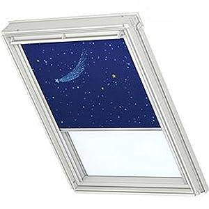 Skylight roof window roller blind suitable for velux - Velux ggl s06 ...