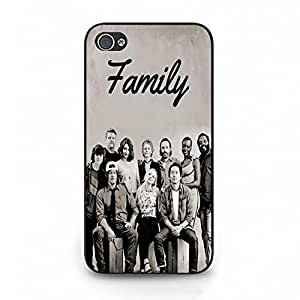 Remembering The Walking Dead Phone Case Cover For Iphone 4/4S