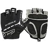 INBIKE Men's Gel Cycling Gloves Reflective Half Finger - Best Reviews Guide