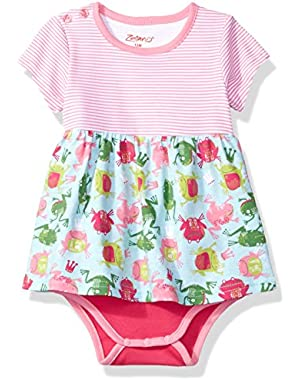 Baby Girls' Romper Dress