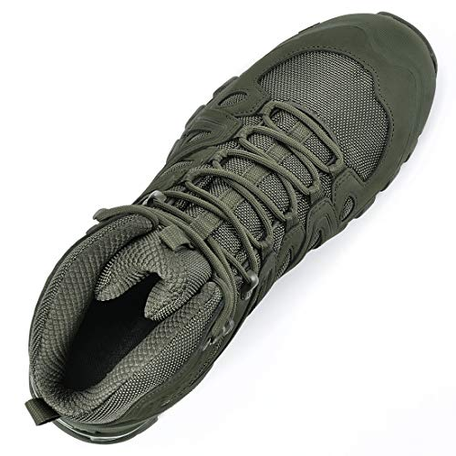 XPETI Men's X-Force Mid Tactical Boots