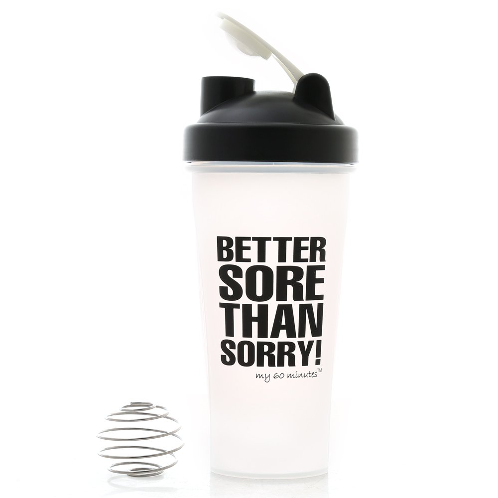 Protein Shake Mixing Protein Water Bottle