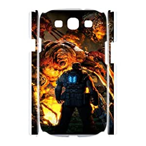 Samsung Galaxy S3 I9300 Csaes phone Case Gears of War ZZJQ90943