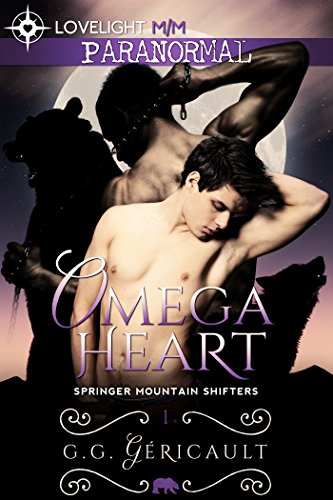 Omega Heart: (Mpreg M/M Gay Shifter Romance) (Springer Mountain Shifters Book 1)