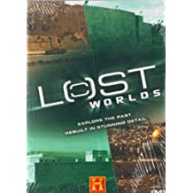 The History Channel Lost Worlds : Secret Cities Of The A-Bomb , Hitler's Supercity , Churchill's Secret Bunkers : WWII 3 Episodes