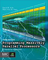 Programming Massively Parallel Processors: A Hands-on Approach, 3rd Edition Front Cover