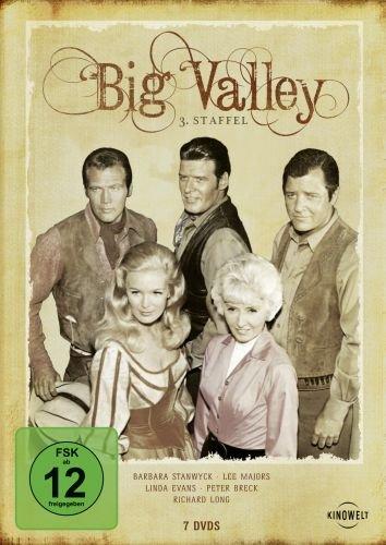 (The Big Valley: Season Three [Region 2])