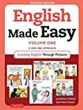 img - for English Made Easy Volume One: A New ESL Approach: Learning English Through Pictures book / textbook / text book
