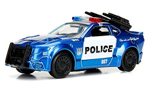 Barricade Custom Police Car From