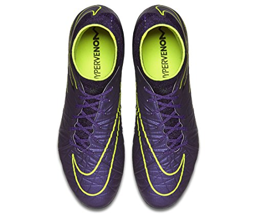 Black Hypr Boots Grape Pro Football blk Grape Morado Phantom Hyper Hypervenom Men Sg s Ii vlt NIKE Amarillo Pq4HFF