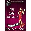 The 39 Cupcakes (Movie Club Mysteries, Book 4): An Irish Cozy Mystery