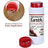 1 Liter Diatomaceous Earth Shaker with Food Grade DE