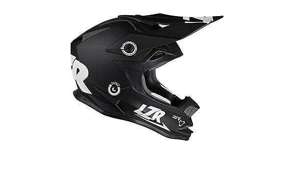 Amazon.es: NUEVO Casco Moto Lazer OR1 adultos casco MX Motocross Off Road Enduro Cascos Quad, Negro Mate XL (61-62CM) negro opaco
