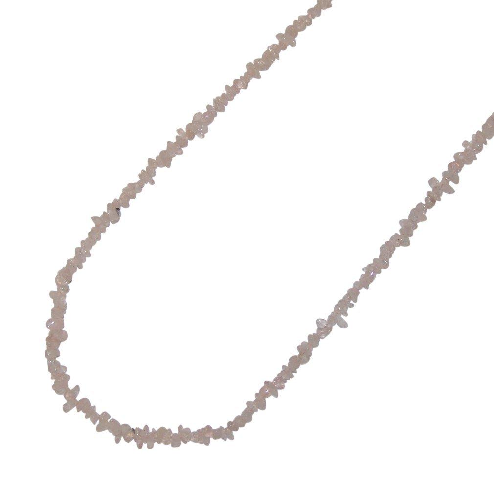 Amethyst Splitterkette lang endlos ohne Verschluss Edelstein Heilstein 90 cm
