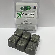 FUSION X FISHING - Xcube Soft Plastic Plastisol Fishing Lure Making Cubes - Single Pack 2.8 fl oz - Make your own soft plastic rubber fishing lures.