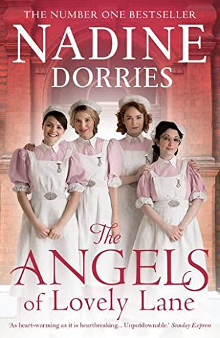 book cover of The Angels of Lovely Lane