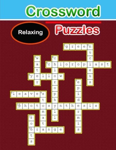 Download Crosswords Relaxing Puzzles: Easy to Hard Puzzles: A bargain bonanza for Crossword Book lovers ebook